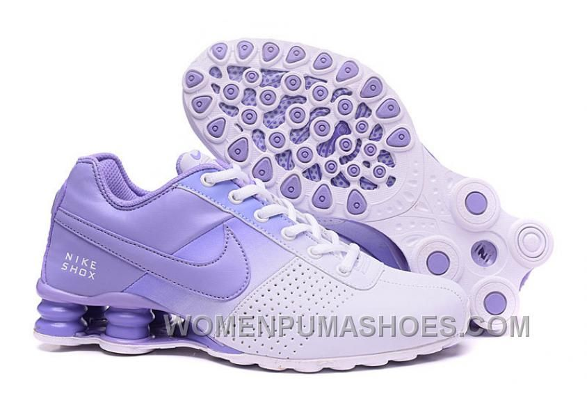 brand new fc53e 5e5a2 Womens Nike Shox Deliver Hyper Pink White Girl Sport Athletic Running Shoes