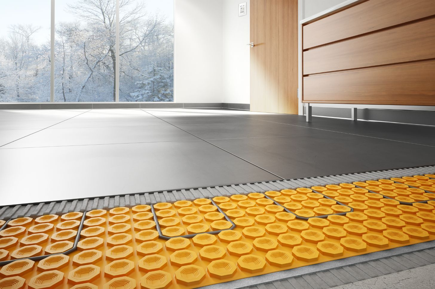 How To The Right Heated Floors In