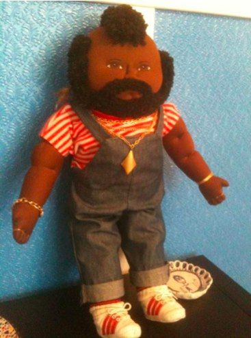 Mr  T (Cabbage Patch style)