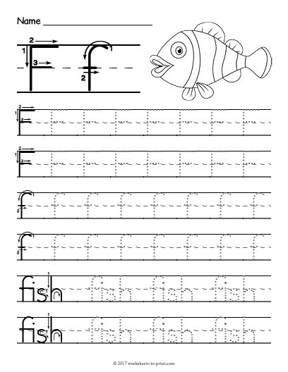 free printable tracing letter f worksheet tracing worksheets letter worksheets for preschool. Black Bedroom Furniture Sets. Home Design Ideas
