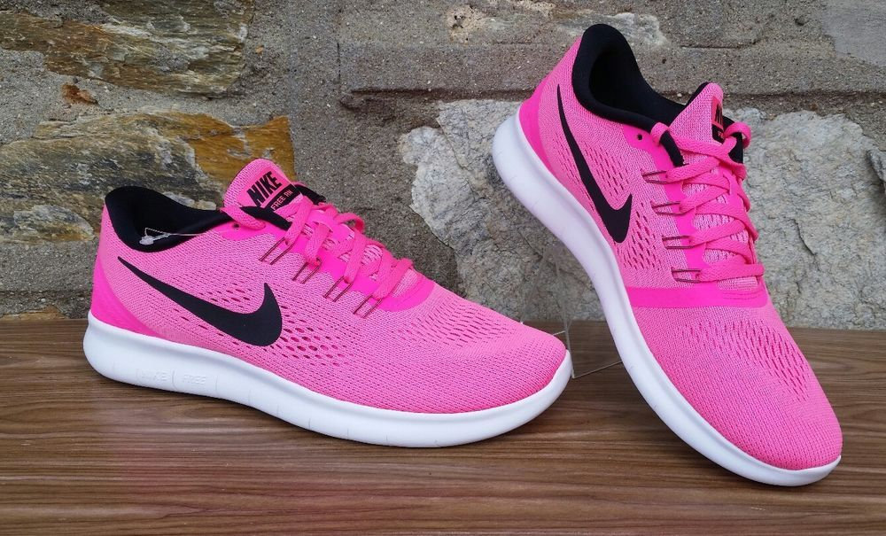 91c1db48ec795 Nike Free RN Pink Black Womens Running Shoes 831509-600 Size 9.5 LOOK!   fashion  clothing  shoes  accessories  womensshoes  athleticshoes (ebay  link)