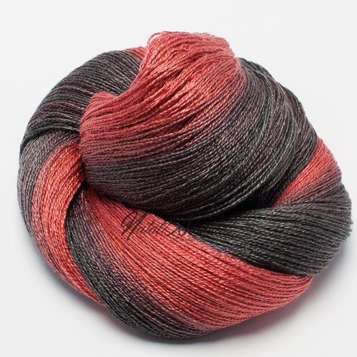 Gradient Seacell / Silk Yarn