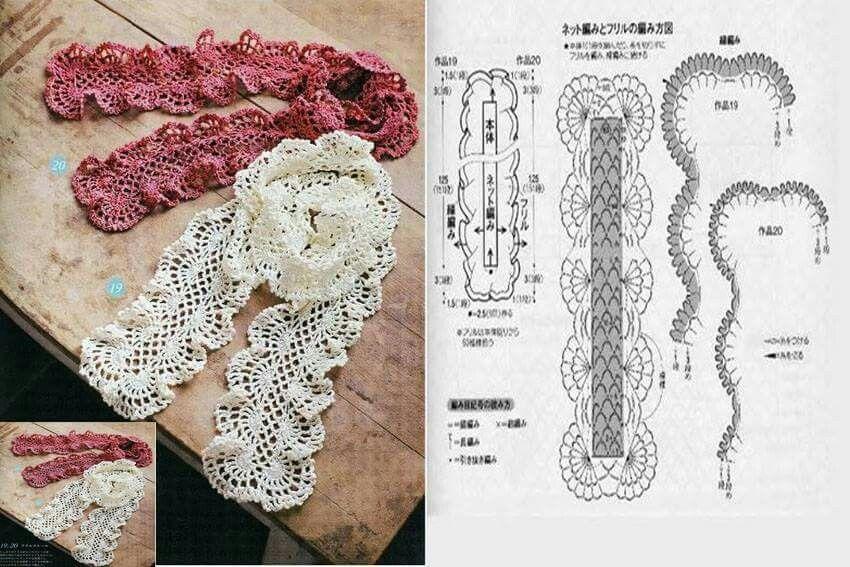 Bufanda tejidos | crochet y tejidos | Pinterest | Tejido