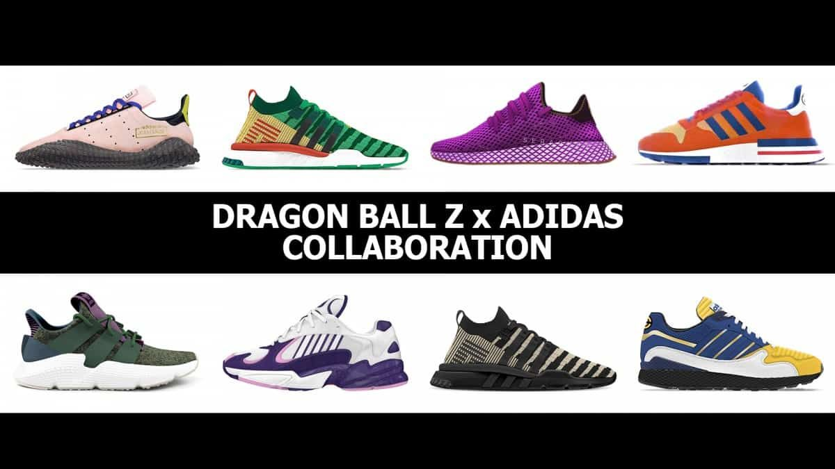 goku ball son z dragon adidas L3A5j4R