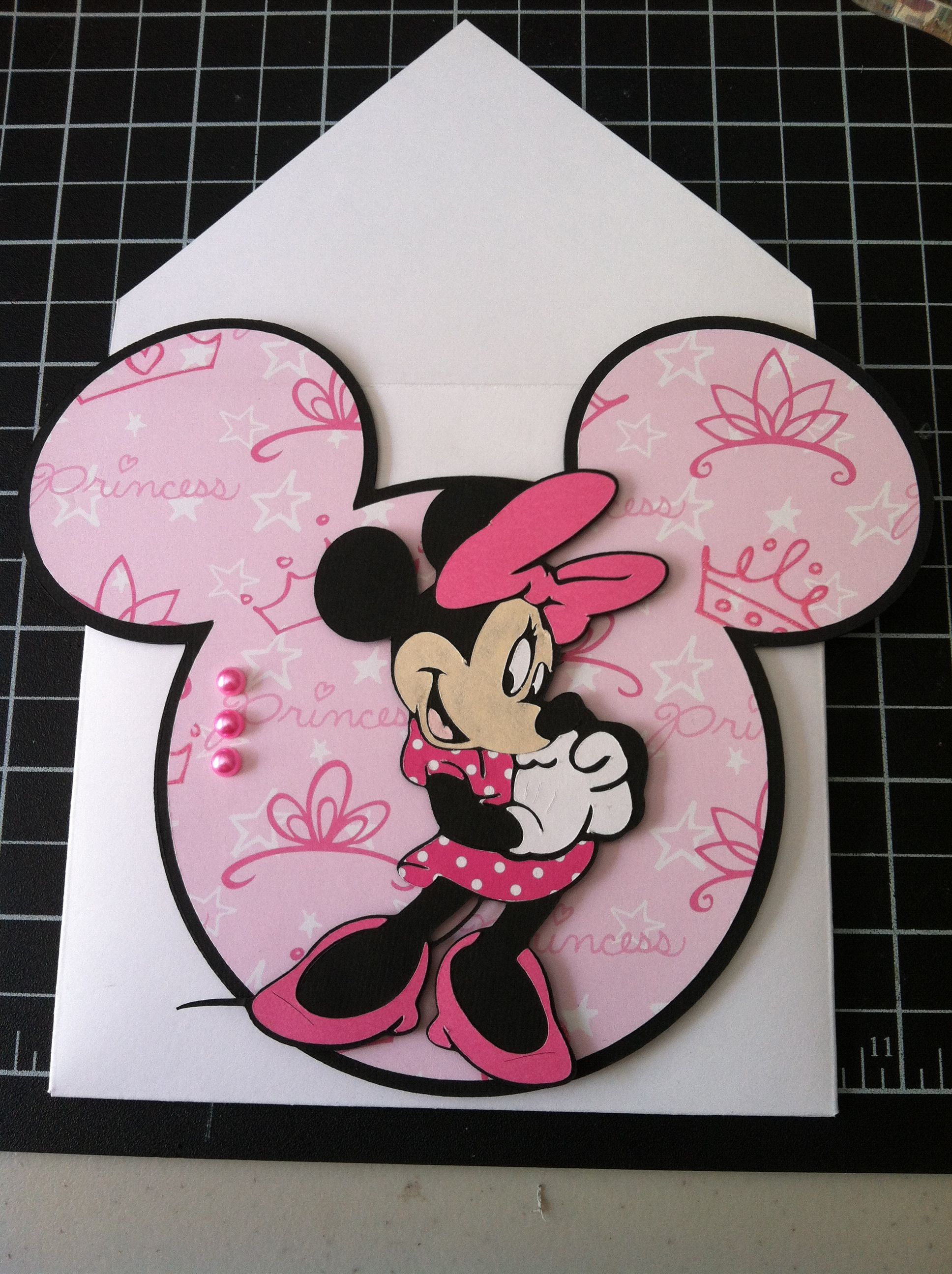 Pin By Sandi Redmann On Disney Cards Kids Cards Disney Cards Cards Handmade