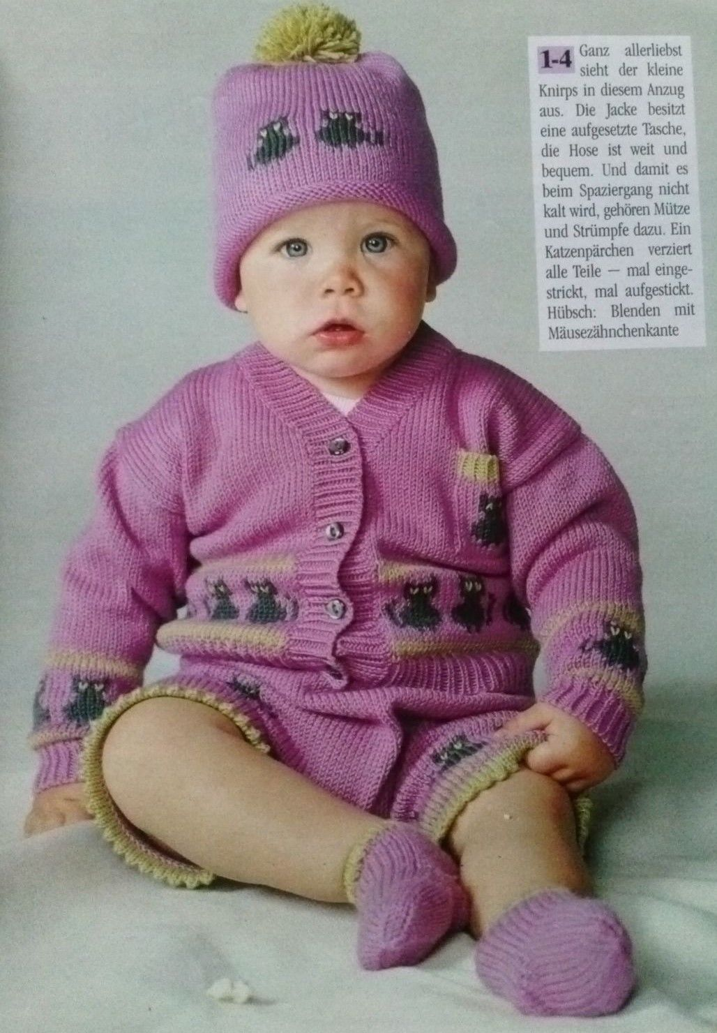 Strickheft Strick & Schick spezial Stricken Baby Kinder ...