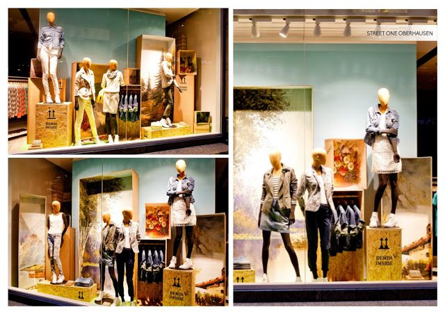 Milano visual merchandising