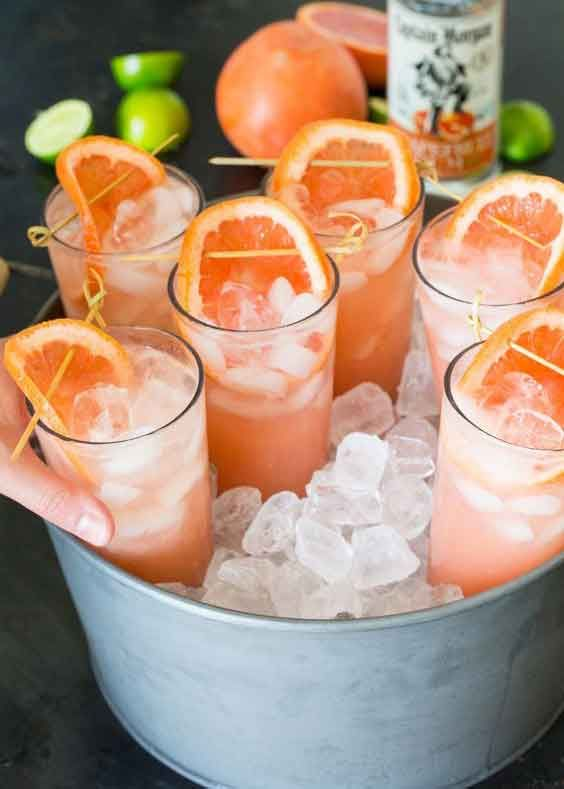 Party Drink Ideas to wow your guests—by a professional party planner