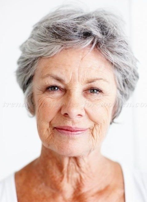 mature women hair styles square face