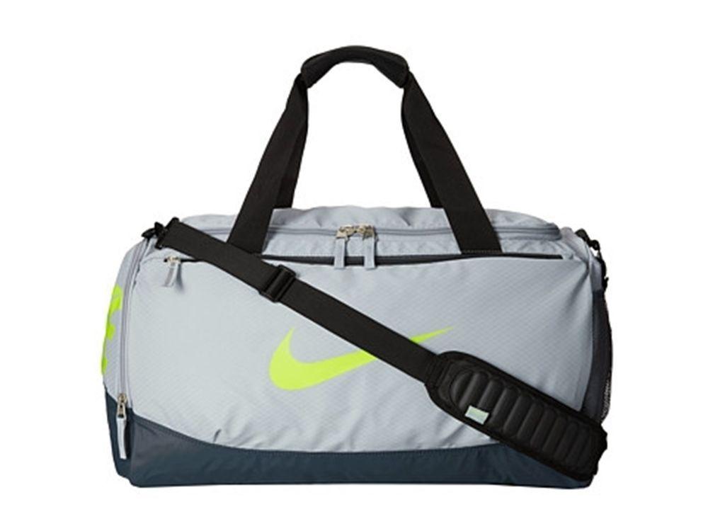 Nike team training max air small duffel bag  NIKE  DuffleGymBag ... 17f36bc426