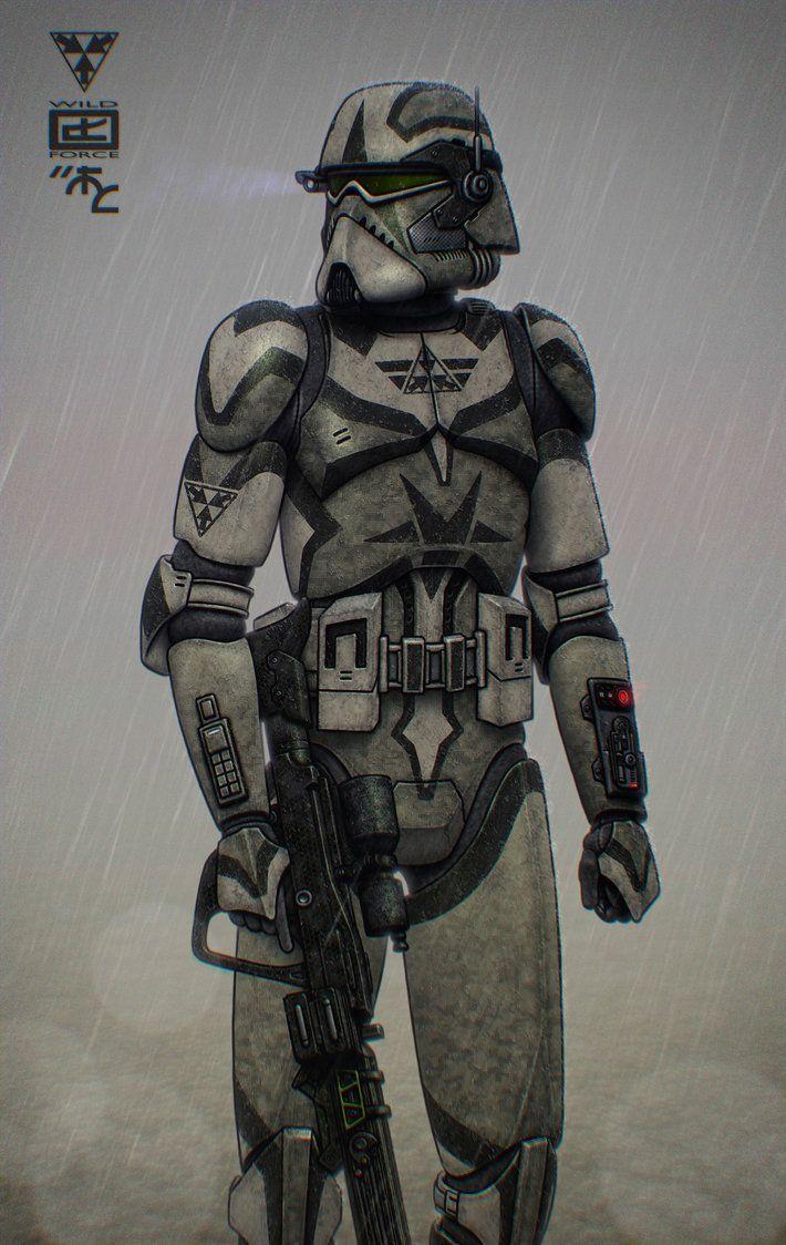The Mandalorian Kamino : arc trooper vega by master cyrus on deviantart star wars ~ Pogadajmy.info Styles, Décorations et Voitures