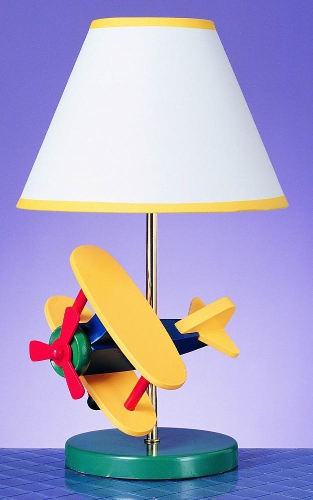 One Light Table Lamp Childrens Table Lamps Kids Lamps Kids Desk Lamp