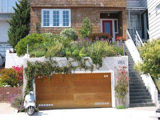 Dr Dan S Garden Tips Gardening Trends For 2012 Green Roof Garden Rooftop Garden Roof Garden