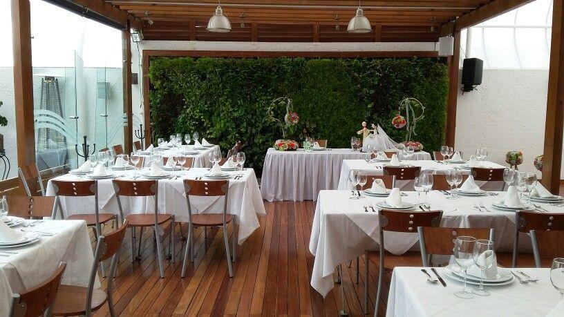 Celebra Con Nosotros Centro De Negocios Xola Roof Garden