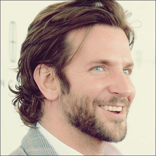 Wie Man Bradley Coopers Haarschnitt Bekommt Manner Mode Frisuren Lange Haare Manner Haarschnitt Lange Haare Manner