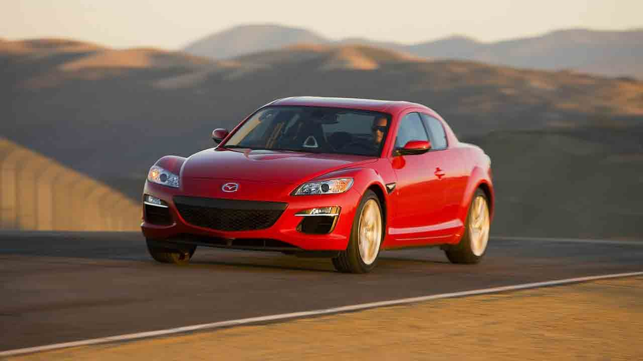 Mazda Recalls K RX Models For Leaking Fuel Mazda K RX - Sports cars 70k