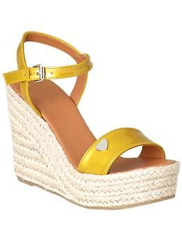 Marc by Marc Jacobs Stars and Hearts Espadrille   Piperlime