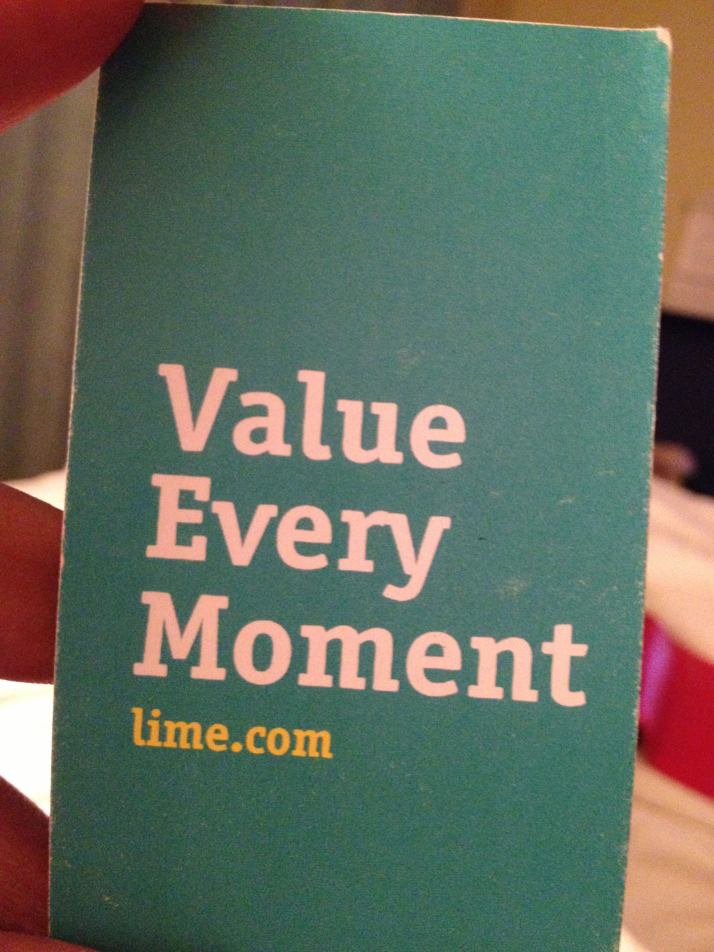 The back of a business card value every moment what we say the back of a business card value every moment magicingreecefo Images
