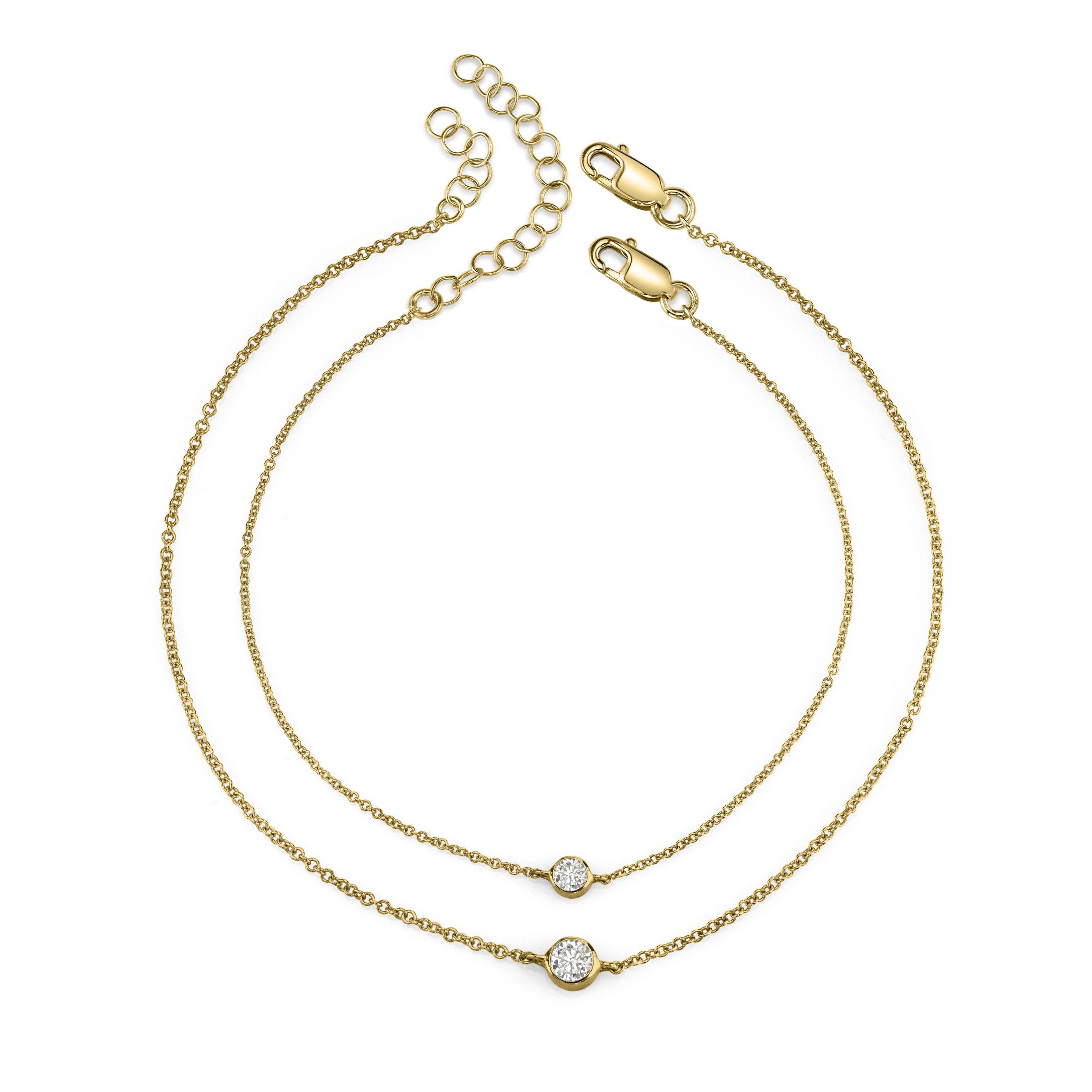 Shop mother u daughter bracelet set starling jewelry emmalyn