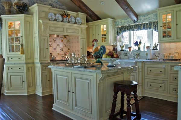 20 Simple but Amazing Country Kitchen Decors Kitchen decor