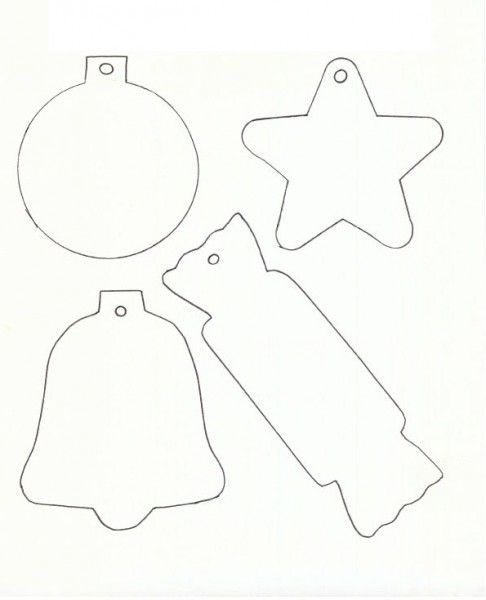 photograph regarding Free Printable Christmas Cutouts called Totally free+Printable+Xmas+Designs+Template Xmas suggestions