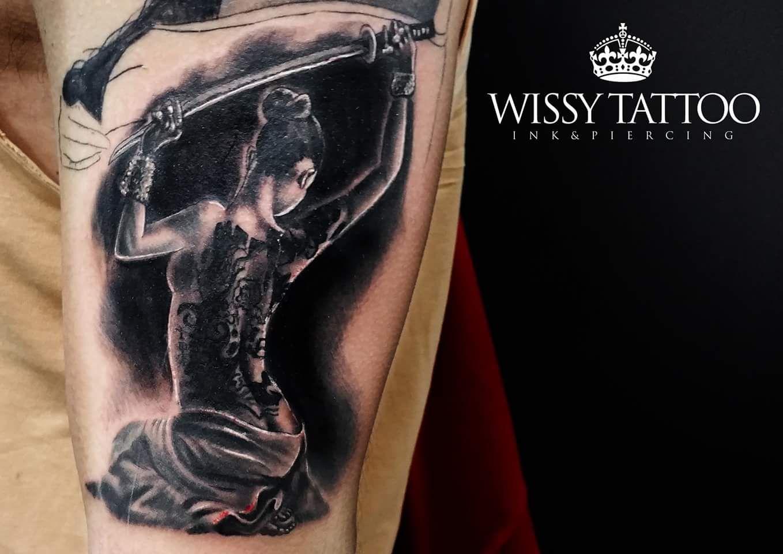 WISSY TATTOO (Sevilla) www.wissytattoo.com