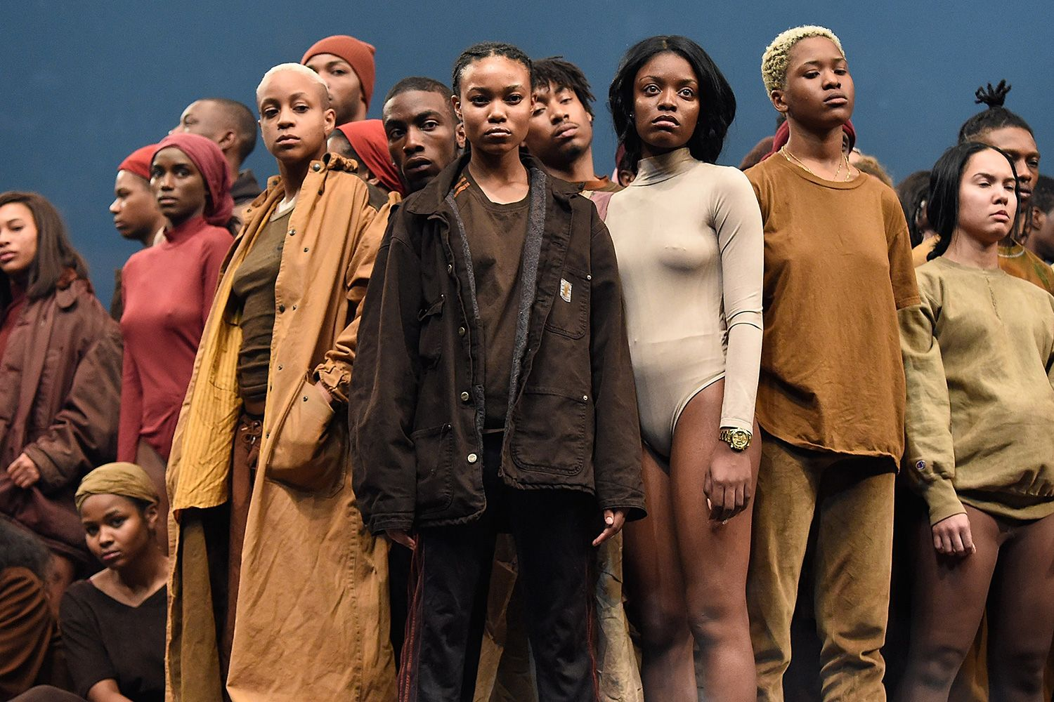 Kanye West Is Working On A New Album Yeezy Season Yeezy Season 3 Yeezy Fashion Show