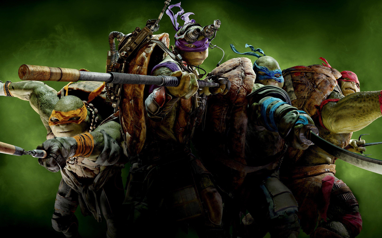 Teenage Mutant Ninja Turtles 2014 Ready To Rumble 001