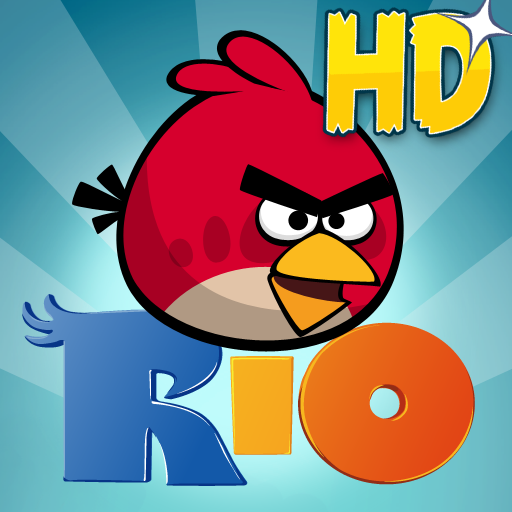 Angry Birds Rio Hd Kindle Fire Edition Angry Birds Favorite