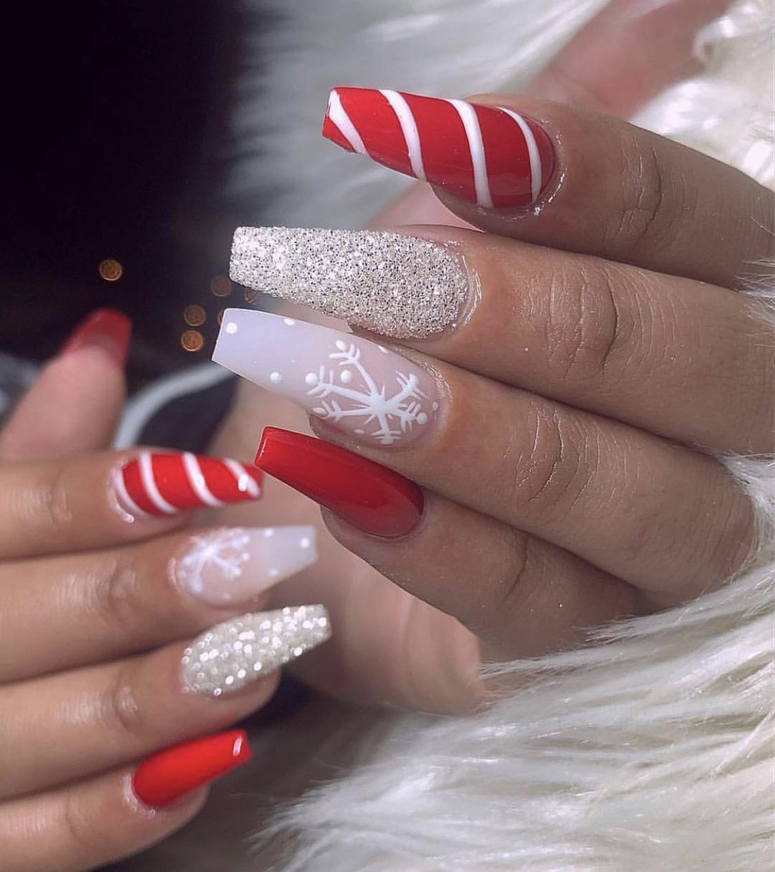 Pin by cnyomi on nails Coffin nails designs, Cute
