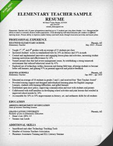 Teacher Resume Samples  Writing Guide  Resume Genius  Work