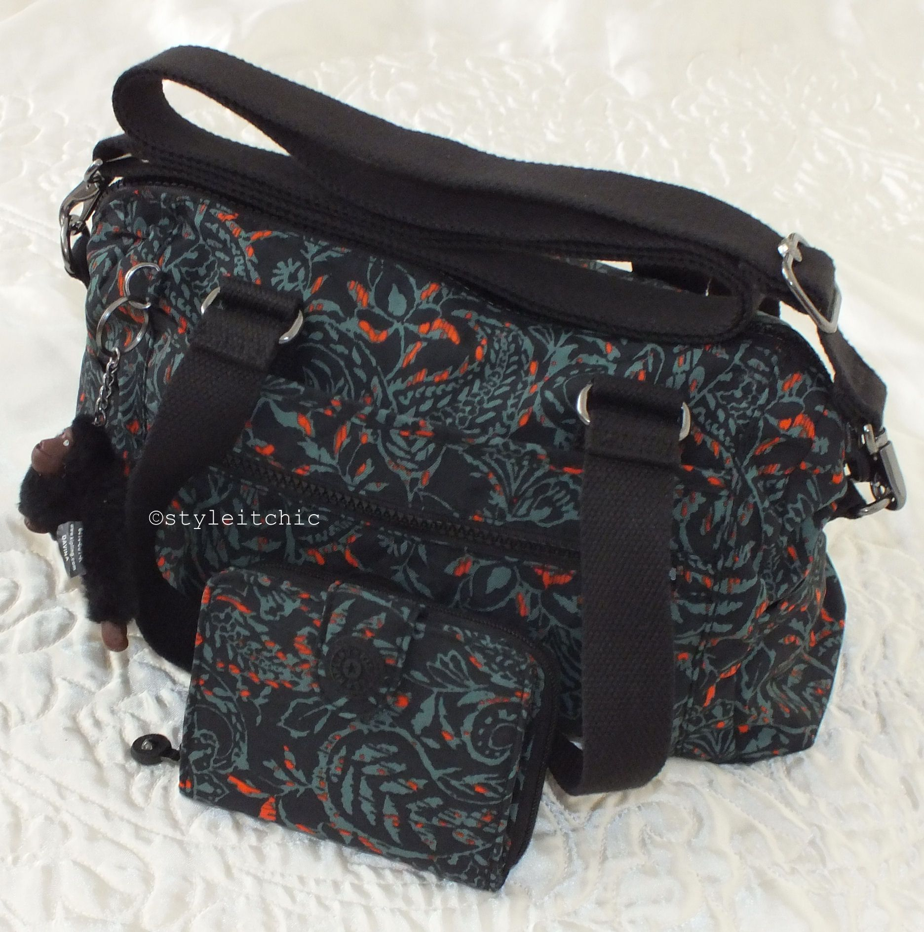 Kipling Cation Bag Ebay Uk