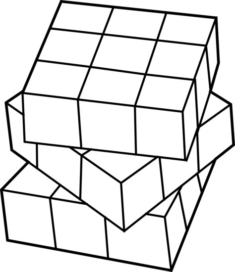 how to draw cube with framework