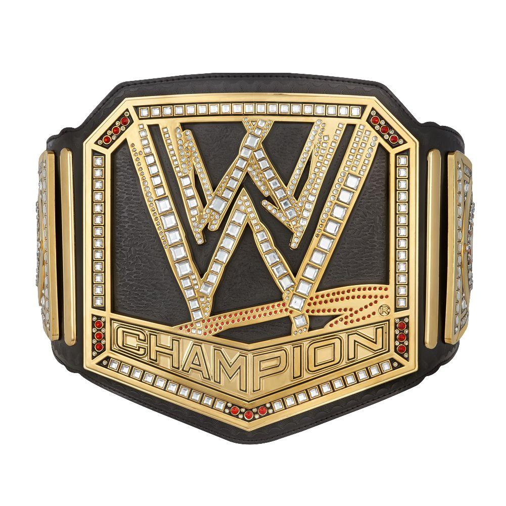 Custom WWE Connors Cure Championship Elite Figures Toy Belt