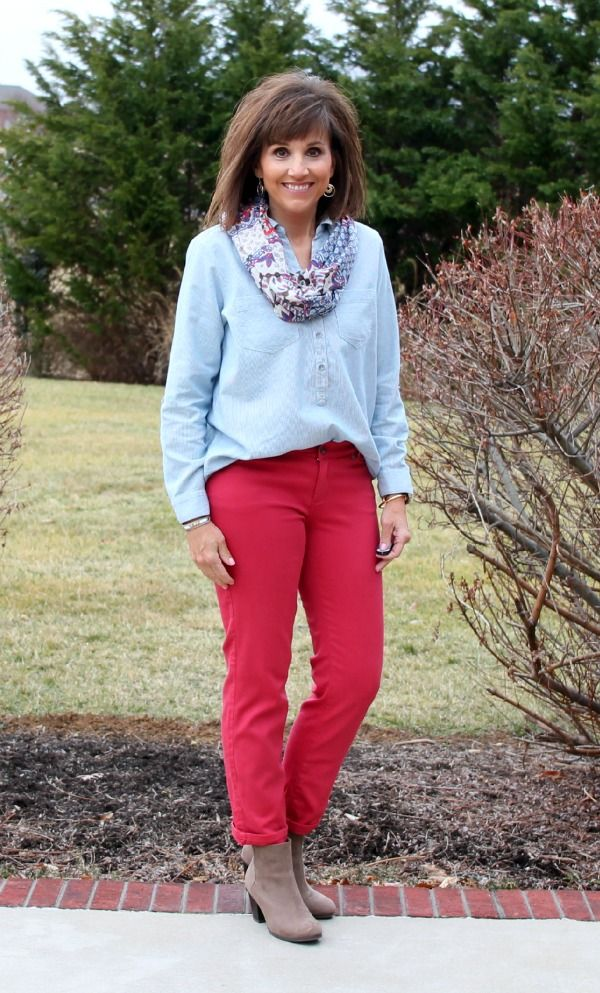 cute, casual outfit for moms featuring @jjillstyle