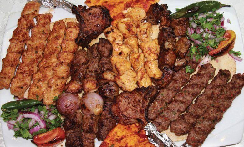منيو مطعم الراعي بني ياس Halal Recipes Food Shawarma