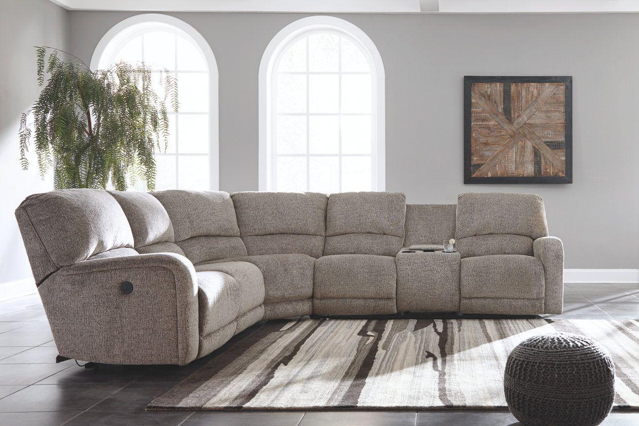 Cool Pittsfield 4 Piece Sectional W Power Ashley Furniture Inzonedesignstudio Interior Chair Design Inzonedesignstudiocom