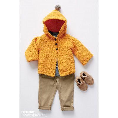 Free Easy Crochet Sweater Pattern | Crochet for the Babies ...