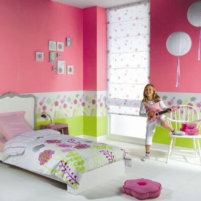 Muebles y decoraci n de interiores junio 2011 recamara - Decoracion de interiores infantil ...