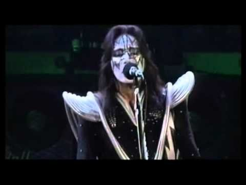 Kiss 2000 Man And Ace Frehley Guitar Solo The Last Kiss Dvd Hd