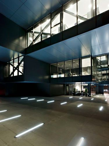 Discover all the information about the product recessed floor light fixture led linear outdoor osio pil by matteo nunziati martini illuminazione and