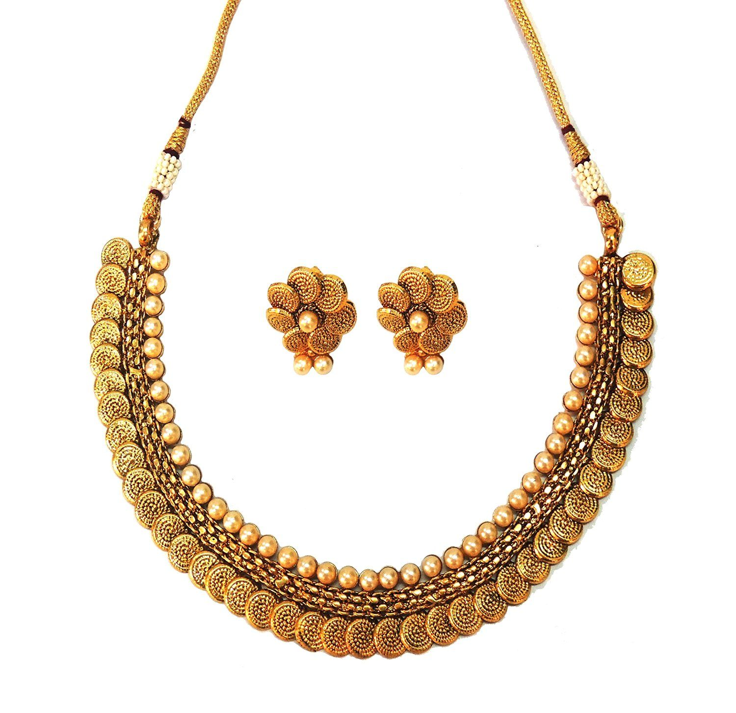 Shop line for Traditional Necklace Set for Women Jewellery in
