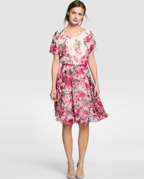 2803b1970ce9 Catálogo vestidos Antea: primavera-verano 2018 | mode 4 | Vestidos ...