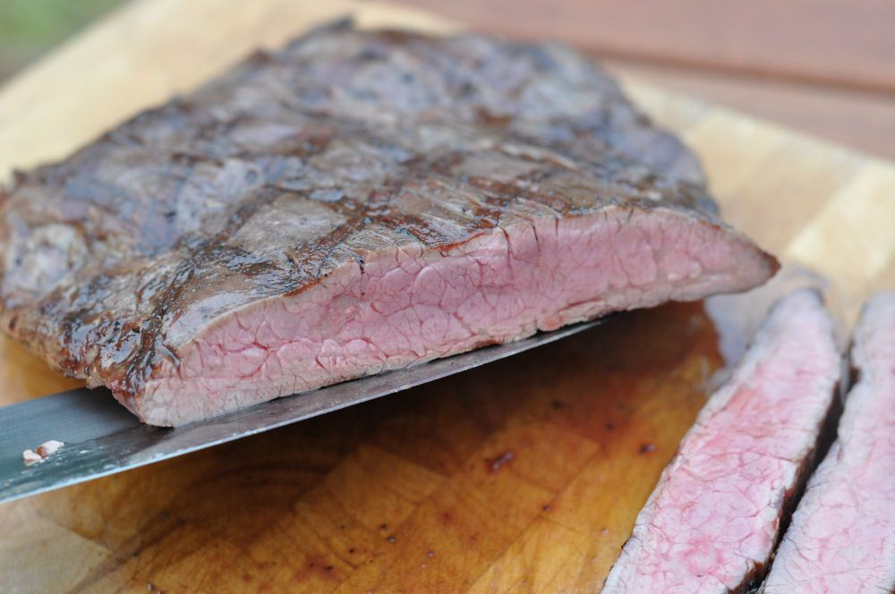 flank steak das perfekte flank steak grillen flank steak. Black Bedroom Furniture Sets. Home Design Ideas