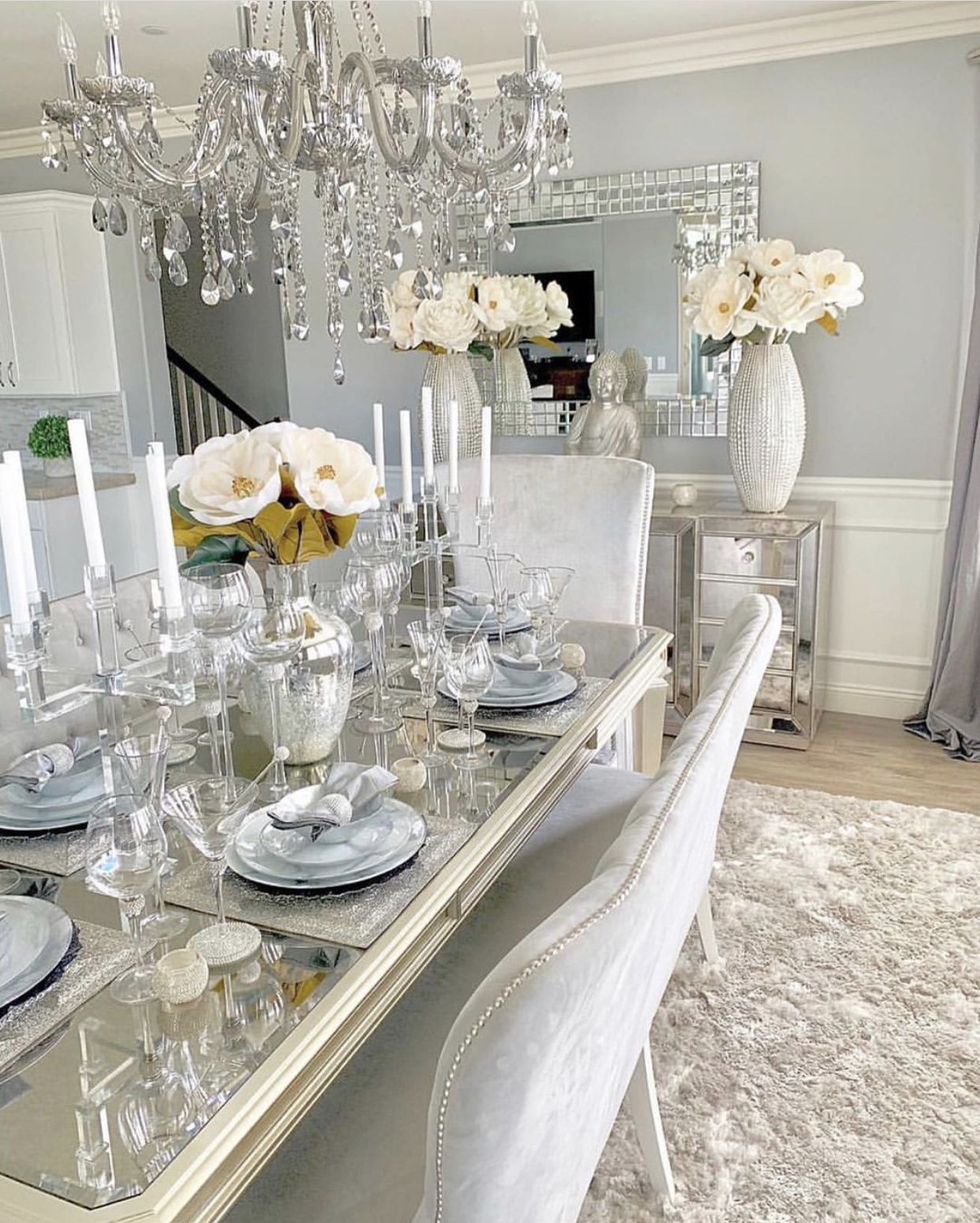 Charming And Cheap Decor Ideas Formal Dining Room: Pin By ༺༺Dee ️Dee༻༻ On To DINE For