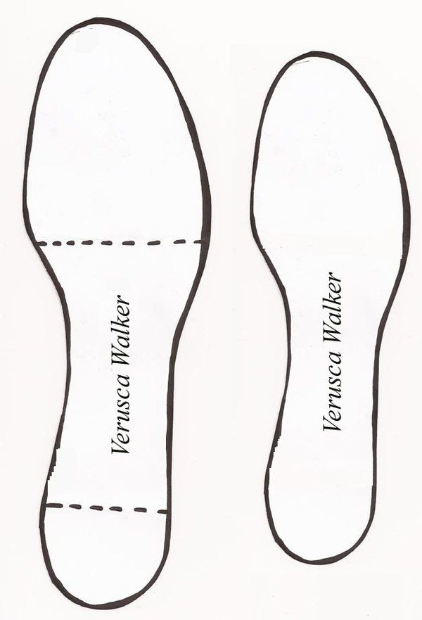 Shoe+Template+by+Verusca.deviantart.com+on+@deviantART