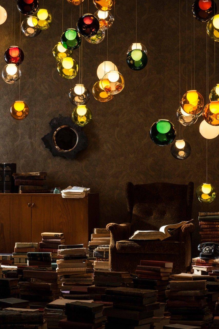 Gallery Bocci Lampe Dekorative Beleuchtung Beleuchtung