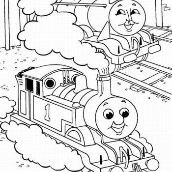 Thomas And Gordon Coloring Pages Train Coloring Pages Cool Coloring Pages Coloring Pages