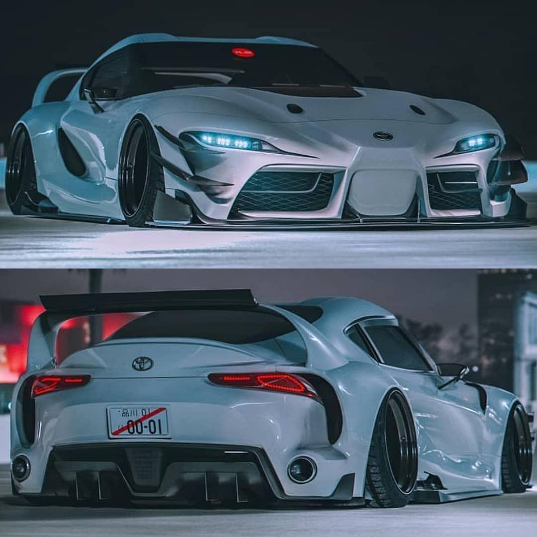 Insane Custom Supra Render By The Kyza Sports Car New Sports Cars Power Cars