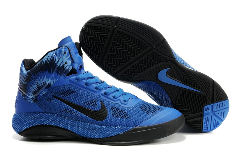 46ce3e801ab5 Nike Zoom Hyperfuse XDR Blue Black